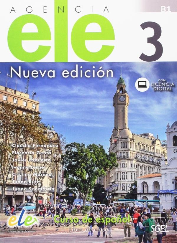 Agencia ELE 3 NEd Libro del alumno + @