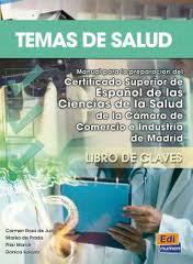 Temas De Salud - Libro De Claves