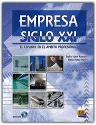 Empresa Siglo XXI - Libro + CD
