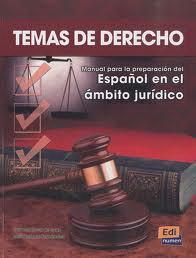 Temas De Derecho- Libro Del Alumno