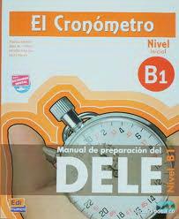 El Cronometro B1 Nivel Inicial Nuevo Libro +Dx2
