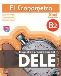 El Cronometro B2 Nivel Intermedio Nuevo Libro Alumno +D