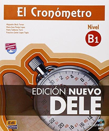 El Cronometro B1 DELE 2013 Libro +D Nueva Ed