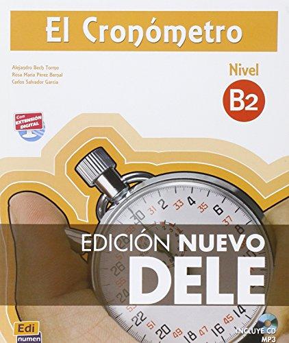 El Cronometro B2 DELE 2013 Libro +D Nueva Ed