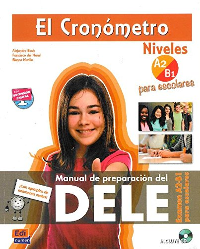 El Cronometro. A2/B1 Escolar + CD