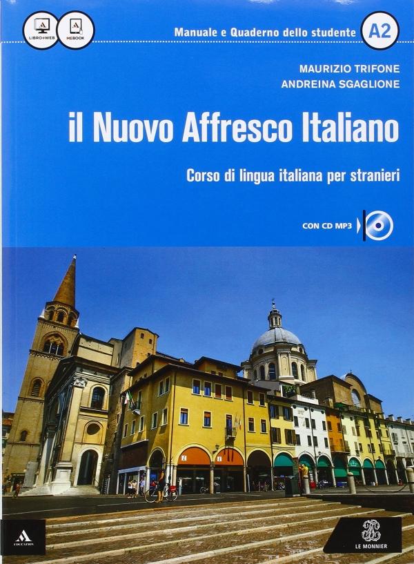 NUOVO Affresco Italiano A2 + CD