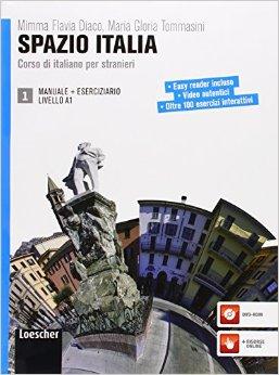 Spazio Italia 1 Libro+Esercizi+D
