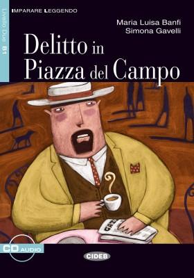 Delitto In  Piazza Del Campo +CD