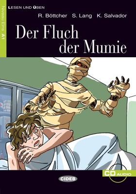 Der Fluch Der Mumie +CD