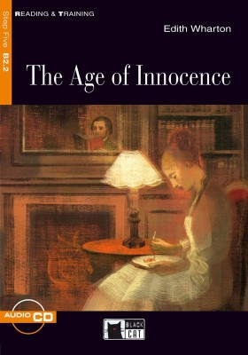 Age of Innocence (Book with Audio CD)