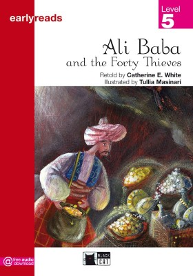 Ali Baba and the Forty Thieves (Book with FREE Audio Download)