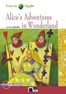 Alice's Adventures in Wonderland (Book with Audio CD-ROM)