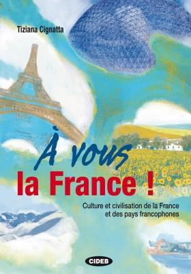 A' Vous La France + CD