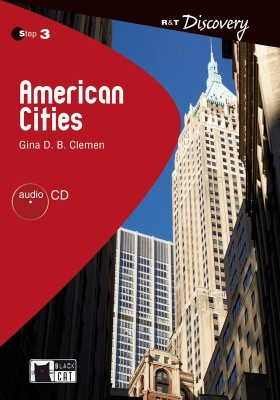 American Cities (Book with Audio CD)