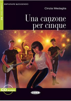 Canzone Per Cinque +CD