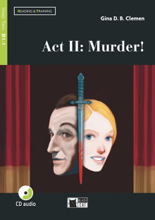 Act II: Murder! Book with CD and Application
