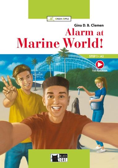 Alarm at Marine World! + Audio + App
