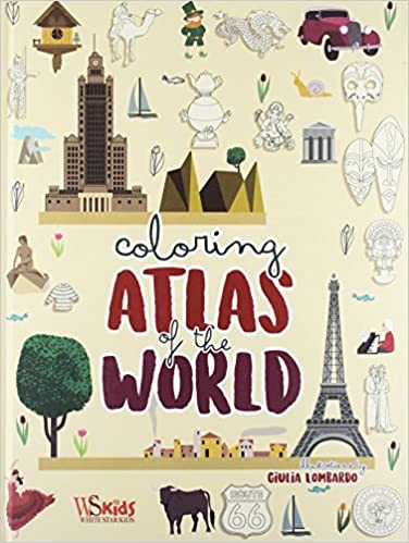 The World Coloring Atlas