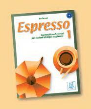 Espresso 1 Grammatica ed esercizi per studenti di lingua ungherese (libro)