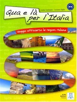Qua e la per l'Italia - libro