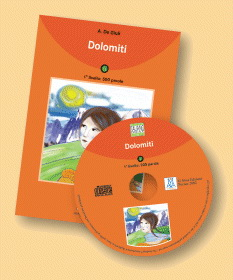 Dolomiti (libro + CD audio)