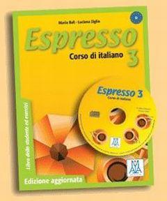 Espresso 3 Edizione Aggiornata (libro + CD audio)