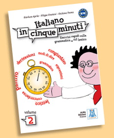 Italiano in cinque minuti - vol, 2 (libro)