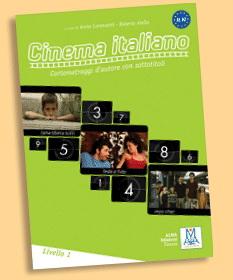 Cinema italiano in DVD - livello 1 (libro + DVD)
