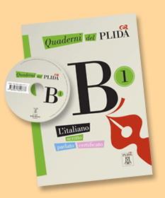 Quaderni del PLIDA - B1 (libro + CD audio)