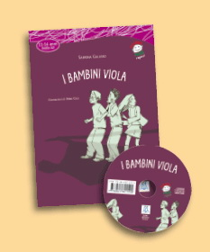 I bambini viola (libro + CD audio)