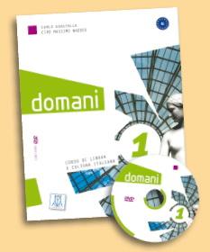 Domani 1 (libro + DVD ROM)