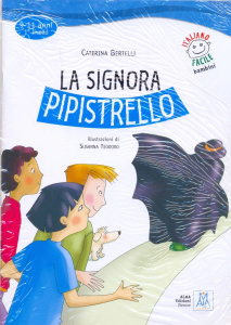 La Signora Pipistrello (libro + CD audio)