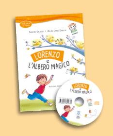 Lorenzo e l'albero magico (libro + CD audio)