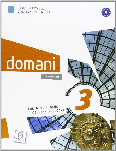 Domani 3  Libro + DVD Rom