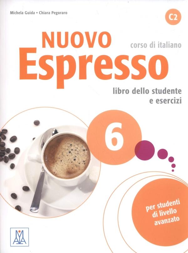 NUOVO Espresso 6 libro + CD audio