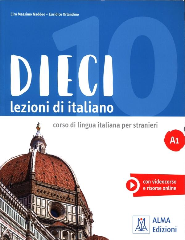 DIECI A1 libro + DVD ROM