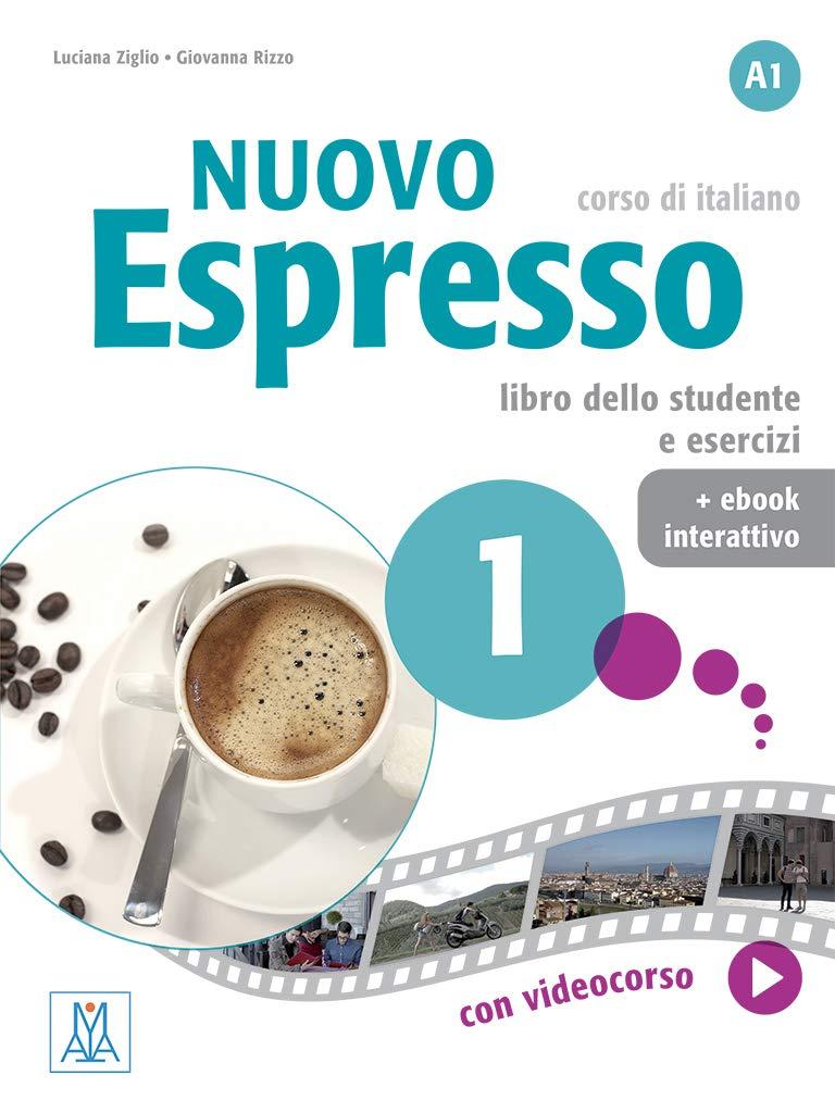 Nuovo Espresso 1 (book + interactive ebook)