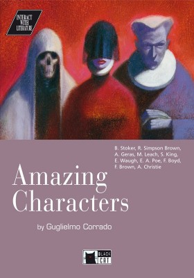 Amazing Characters (Book with Audio CD and Online Teacher's Book)