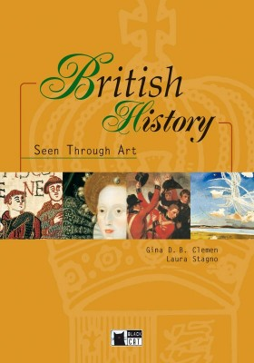 British History Seen Through Art (Book with Audio CD)