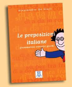 Le preposizioni italiane (libro)