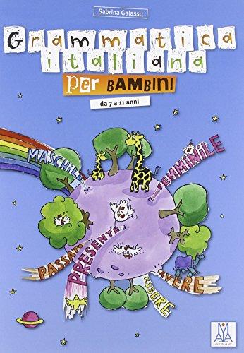 Grammatica italiana per bambini (libro)