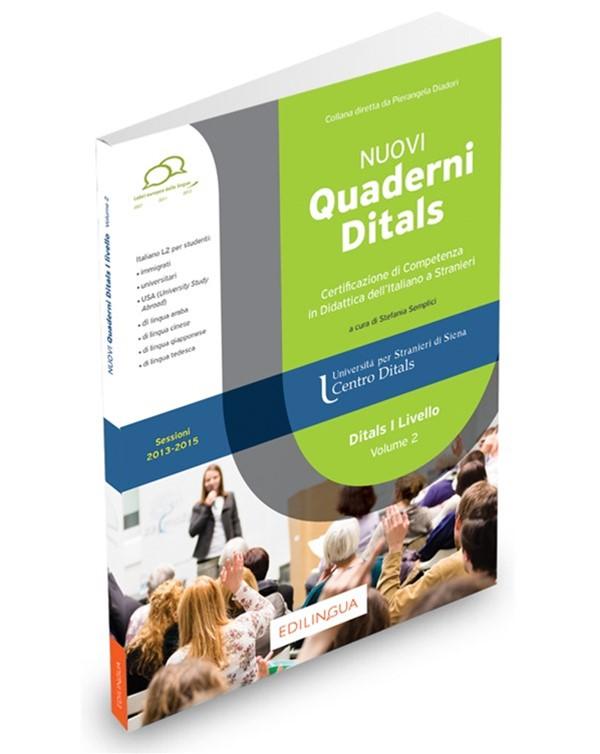 I Nuovi Quaderni Ditals di I livello – Volume 2