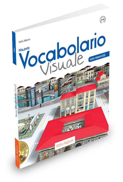 NUOVO Vocabolario Visuale + CD