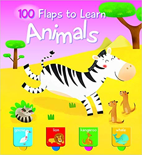 100 Flaps to Learn: Animals