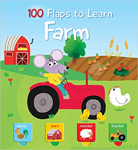 100 Flaps to Learn: On the Farm