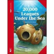 20 000 Leagues Under The Sea Student's Book (Incl. Glossary)