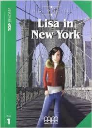 Lisa In New York Student's Book Pack (Incl. Glossary + CD)