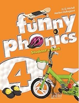 MMP Funny Phonics 4 Student's Book