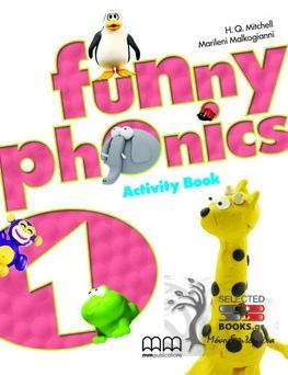 Funny Phonics 1 Activity Book+CD
