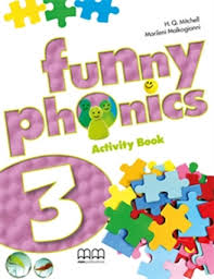FUNNY PHONICS 3 ACTIVITY BOOK